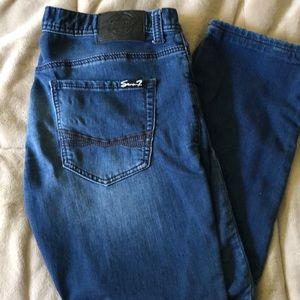 Seven men's jeans